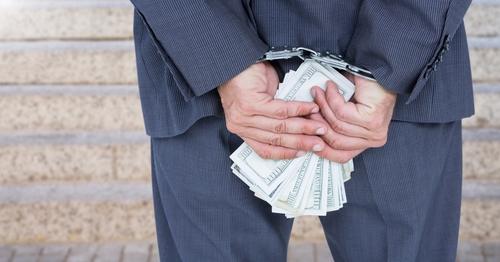 North Brunswick NJ money laundering charges